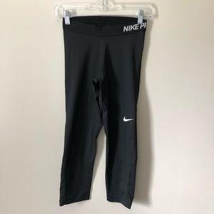 Nike Pro Cool Women's Capri Leggings Black S